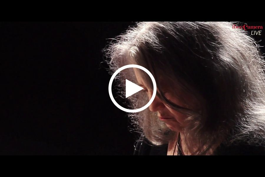 Anthony Phillips: Gemini - Gabriele Baldocci and Martha Argerich Live 2018