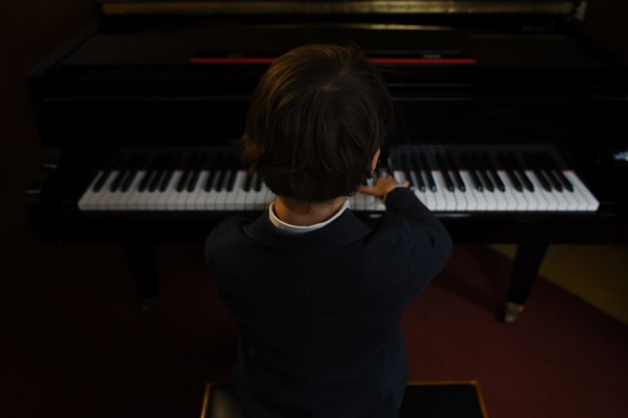 piano lessons for kids in London