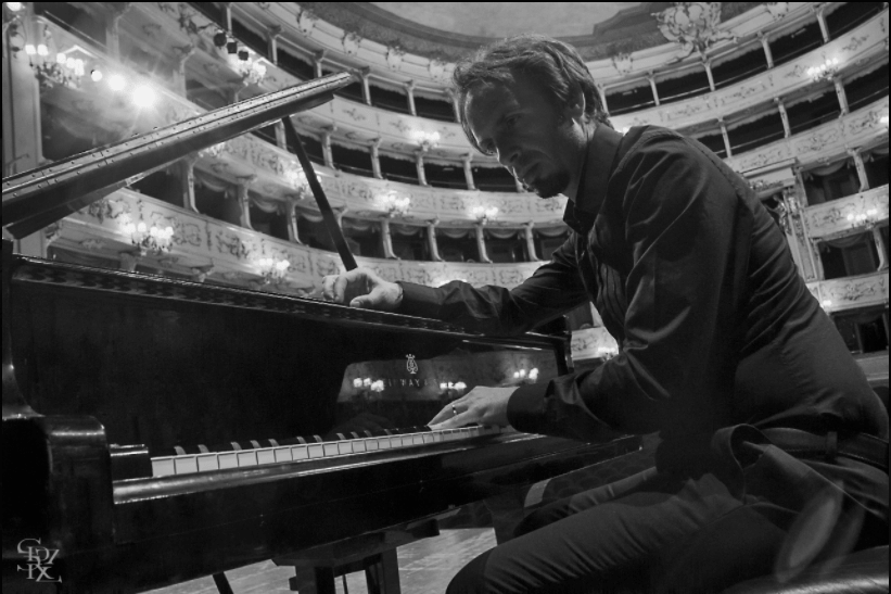 London piano teachers Gabriele Baldocci